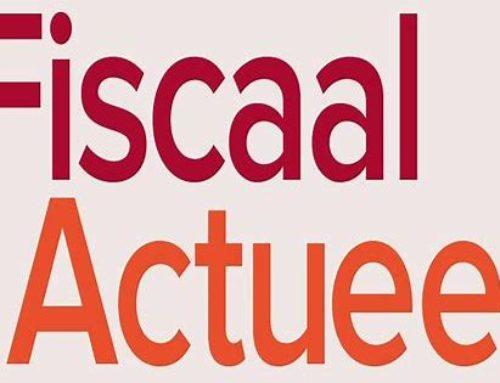 Fiscaal Actueel 2019 deel 1