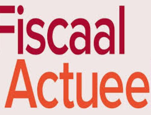 Fiscaal Actueel 2018 nummer 4